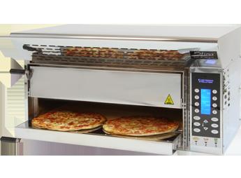 Il forno refrattario quelli della pizza - Pietra per forno elettrico ...